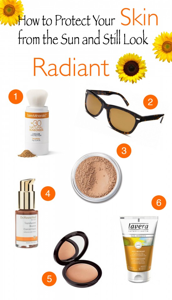 How to Protect Your Skin from the Sun and Still Look Radiant