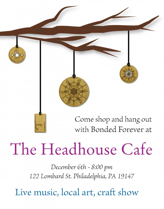 Headhouse Cafe Craft Show December 2013