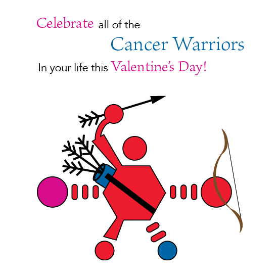 Celebrate the Cancer Warriors in your Life This Valentine's Day!