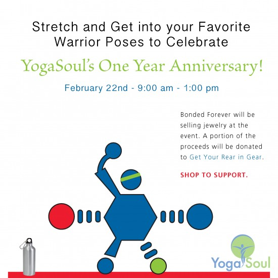 YogaSoul One Year Anniversary Celebration